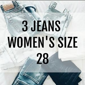 COPY - Paige, Joes Jeans, 7 for all man jeans